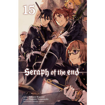 SERAPH OF THE END 15