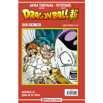 DRAGON BALL SUPER 30 (SERIE ROJA Nº 241)