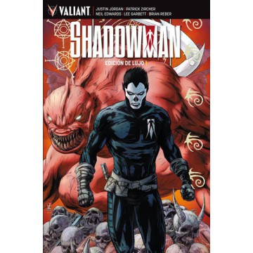 SHADOWMAN INTEGRAL 01