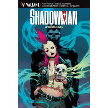 SHADOWMAN INTEGRAL 02