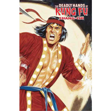 SHANG-CHI: THE DEADLY HANDS OF KUNG-FU (MARVEL LIMITED EDITION)