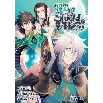 THE RISING OF THE SHIELD HERO 15