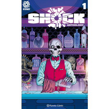 SHOCK ANTHOLOGY 01