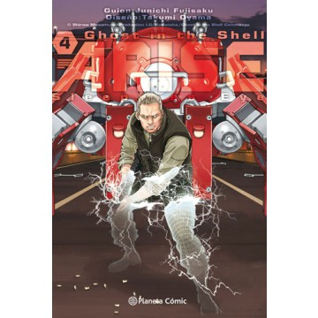 GHOST IN THE SHELL ARISE 04 (de 7)
