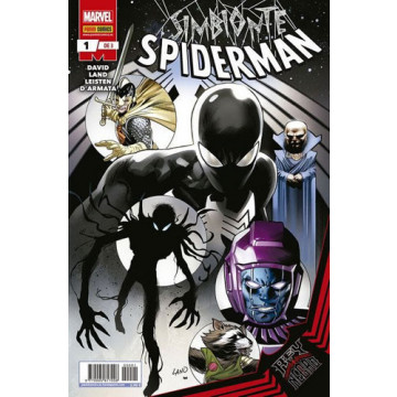 SIMBIONTE SPIDERMAN 01 (de 03)