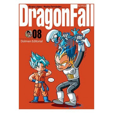 DRAGON FALL ULTIMATE EDITION 08