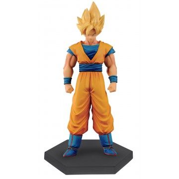 FIGURA SON GOKU SUPER SAIYAN (DRAGON BALL Z) - THE FIGURE COLLECTION