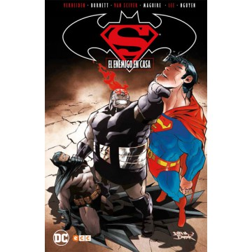 SUPERMAN/BATMAN 03: EL ENEMIGO EN CASA