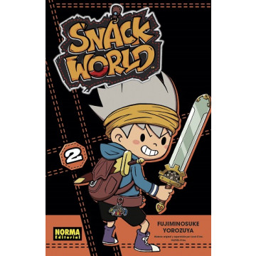 SNACK WORLD 02