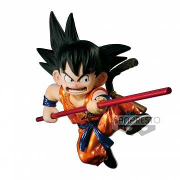 FIGURA SON GOKU (DRAGON BALL) - METALLIC COLOR VER.