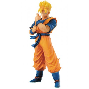 FIGURA SON GOHAN DEL FUTURO (DRAGON BALL Z) - RESOLUTION OF SOLDIERS VOL. 6