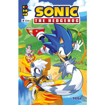SONIC THE HEDGEHOG 04