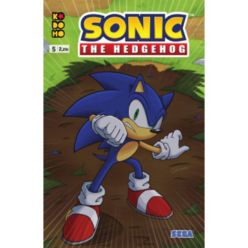 SONIC THE HEDGEHOG 05