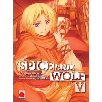 SPICE AND WOLF 05