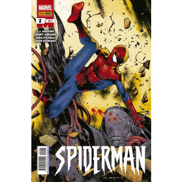 SPIDERMAN 02 (de 05)