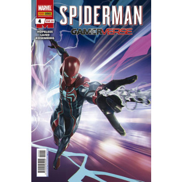 SPIDERMAN: GAMERVERSE 04
