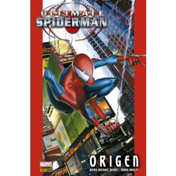 ULTIMATE SPIDERMAN 01: ORIGEN (Marvel integral)