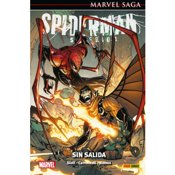 EL ASOMBROSO SPIDERMAN 41: SPIDERMAN SUPERIOR. SIN SALIDA (Marvel Saga 93)