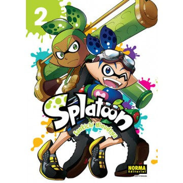 SPLATOON 02