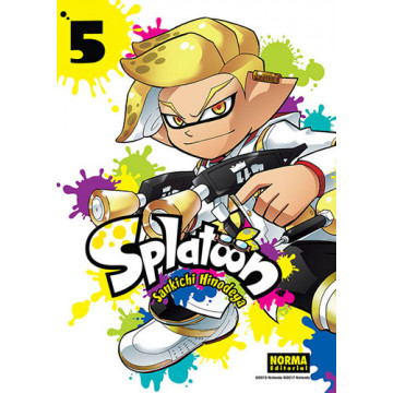 SPLATOON 05