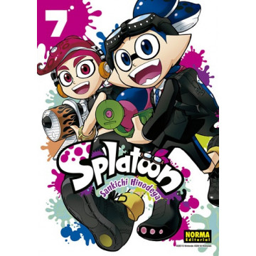 SPLATOON 07