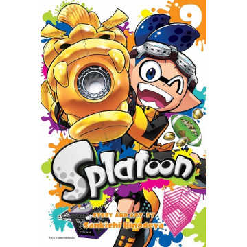 SPLATOON 09