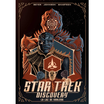 STAR TREK DISCOVERY: LA LUZ DE KAHLESS