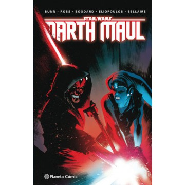 STAR WARS: DARTH MAUL - TOMO RECOPILATORIO