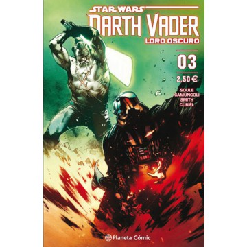 STAR WARS: DARTH VADER LORD OSCURO 03