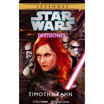 STAR WARS: DECISIONES (NOVELA)
