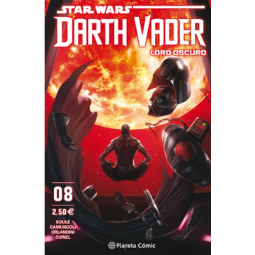 STAR WARS: DARTH VADER LORD OSCURO 08