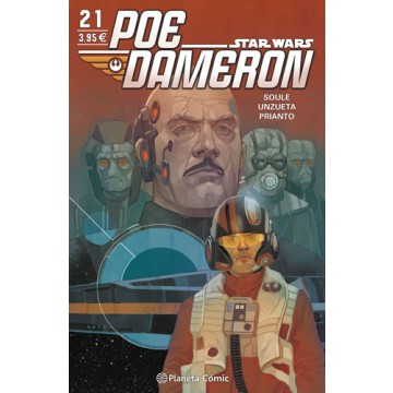 STAR WARS: POE DAMERON 21