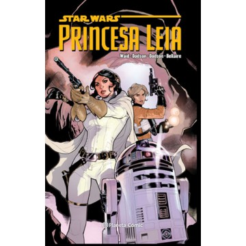 STAR WARS PRINCESA LEIA (TOMO RECOPILATORIO)