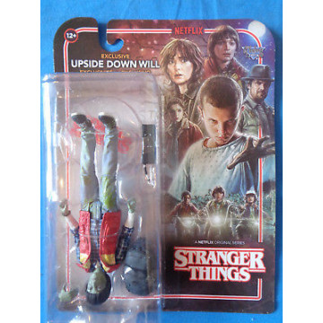 FIGURA UPSIDE DOWN WILL (STRANGER THINGS) - MCFARLANE TOYS