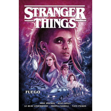STRANGER THINGS 03: FUEGO