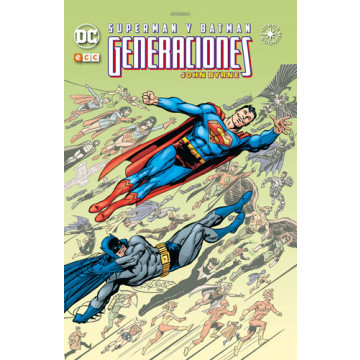 SUPERMAN Y BATMAN: GENERACIONES (Edición integral)