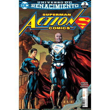 SUPERMAN: ACTION COMICS 03 (Renacimiento)