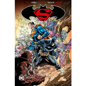 SUPERMAN/BATMAN: DEVOCIÓN 06