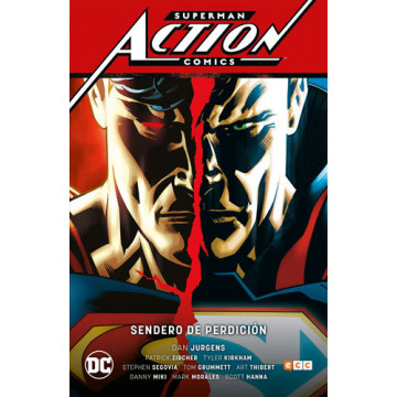 SUPERMAN: ACTION COMICS 01: SENDERO DE PERDICIÓN