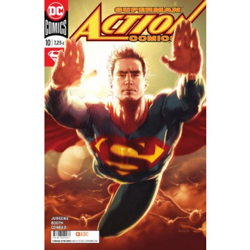 SUPERMAN: ACTION COMICS 10