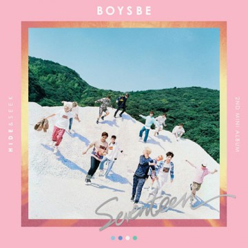 CD SEVENTEEN (SVT) - 2ND MINI ALBUM BOYS BE