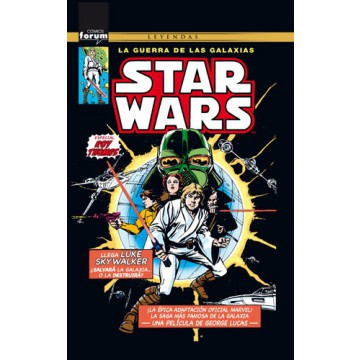STAR WARS: LOS AÑOS MARVEL (Especial Roy Thomas)