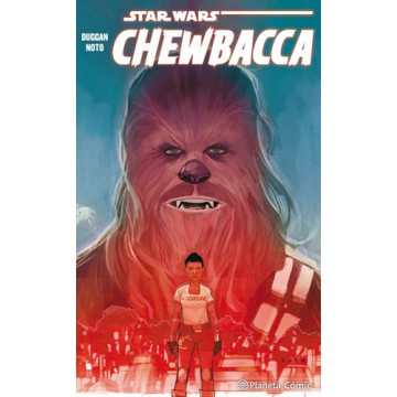 STAR WARS: CHEWBACCA (TOMO RECOPILATORIO)