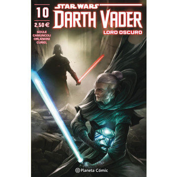 STAR WARS: DARTH VADER LORD OSCURO 10
