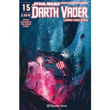 STAR WARS: DARTH VADER LORD OSCURO 15