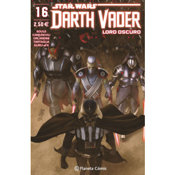 STAR WARS: DARTH VADER LORD OSCURO 16