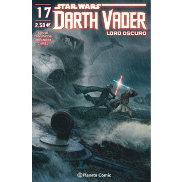 STAR WARS: DARTH VADER LORD OSCURO 17
