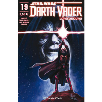 STAR WARS: DARTH VADER LORD OSCURO 19