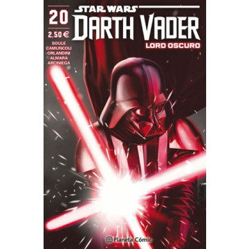 STAR WARS: DARTH VADER LORD OSCURO 20