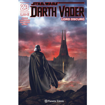 STAR WARS: DARTH VADER LORD OSCURO 23